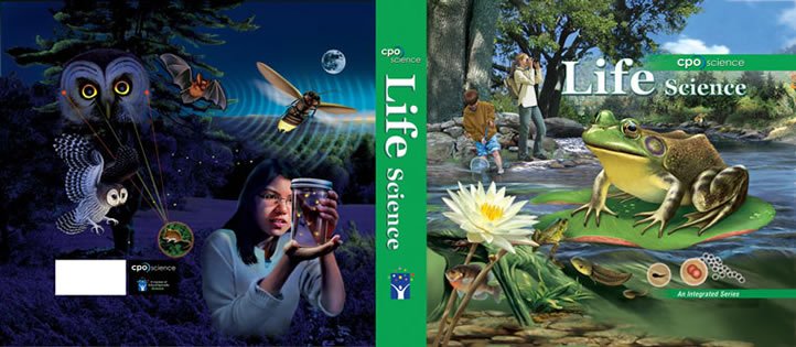 Life Science Book Cover