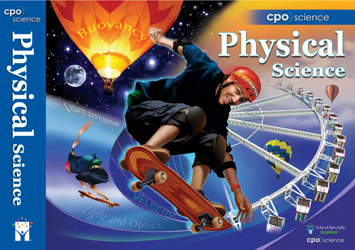 Physical Science Book Cover